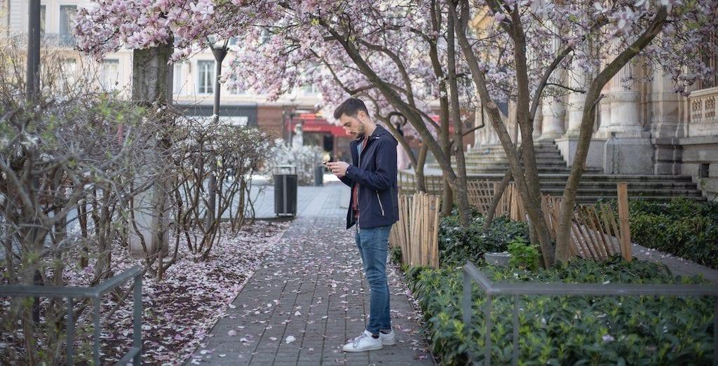 Comment pouvons-nous obtenir des jardins des toits connectés dans une ville ?