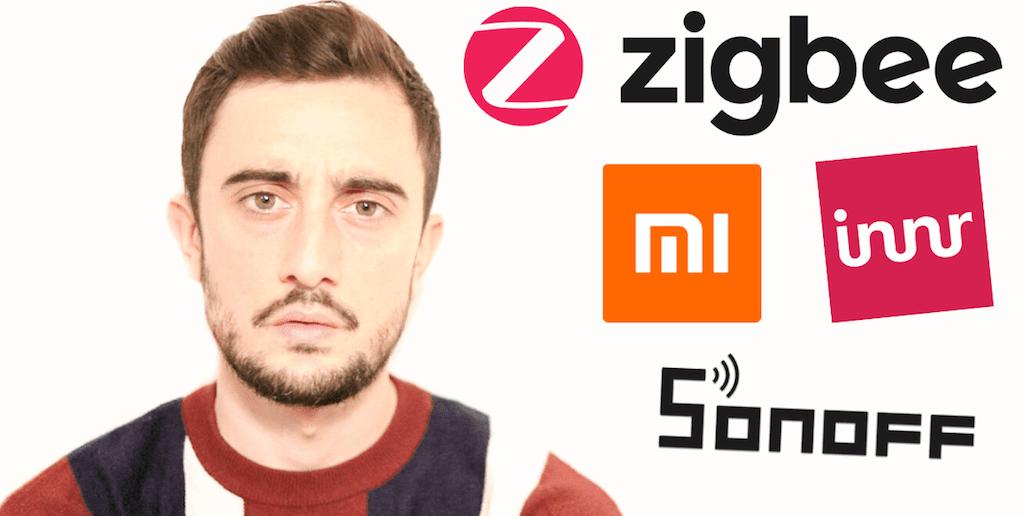 Dispositivos ZIGBEE que DEBES CONOCER – XIAOMI, SONOFF, INNR y mucho más