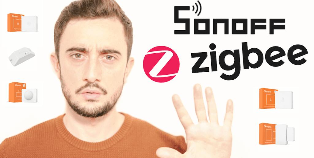 SONOFF y su gama de DOMÓTICA BARATA ZIGBEE 3.0 compatible EEDOMUS y JEEDOM