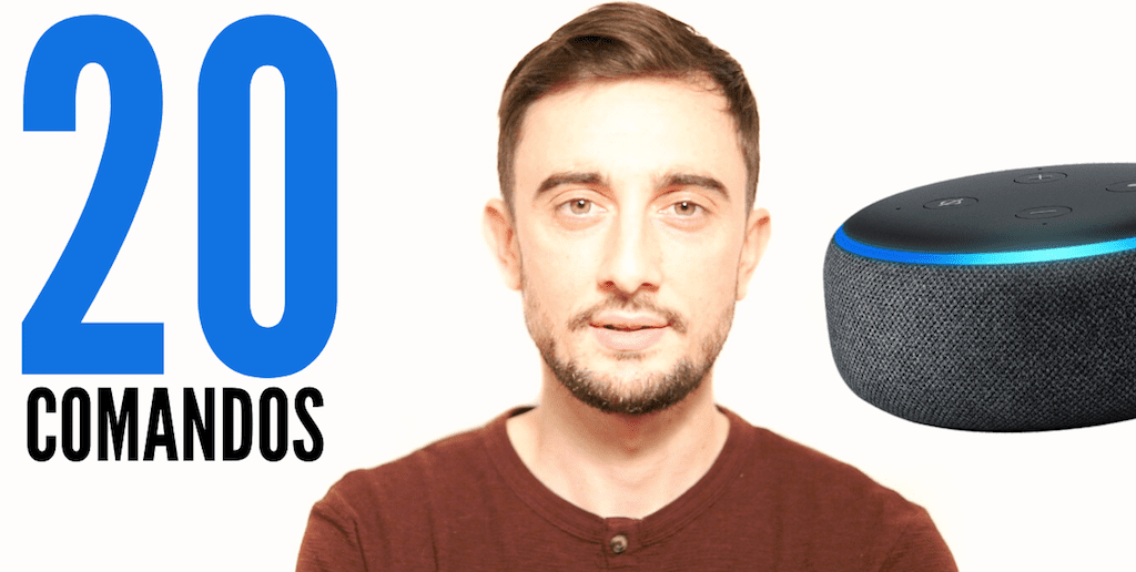 20 COMANDOS para ALEXA – ¡TRUCOS que debes conocer con tu AMAZON ECHO DOT!