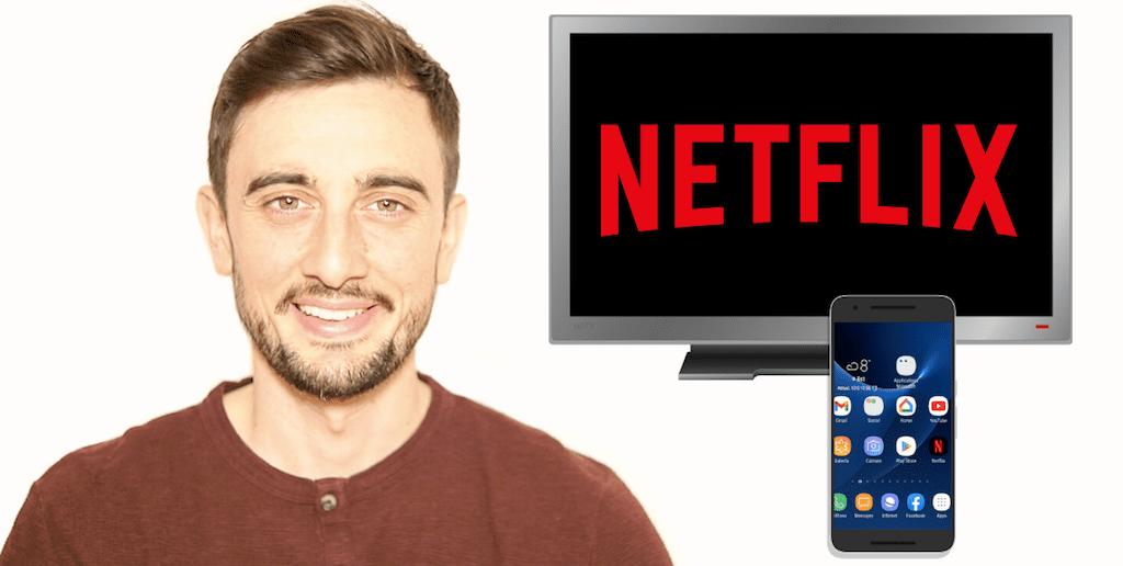 Como conectar un CELULAR a una TV ANTIGUA o NUEVA sin cables