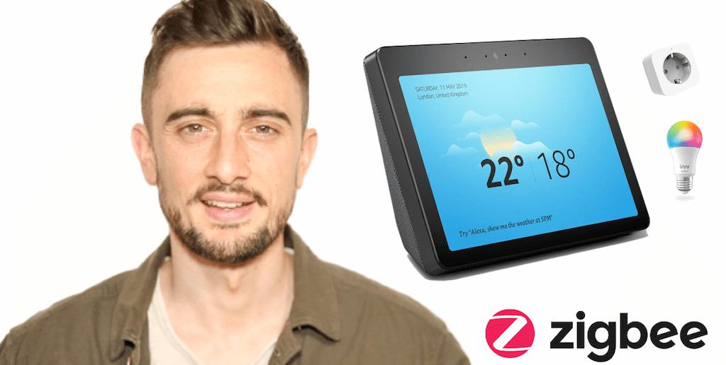 Crea tu casa inteligente con Amazon Echo Show