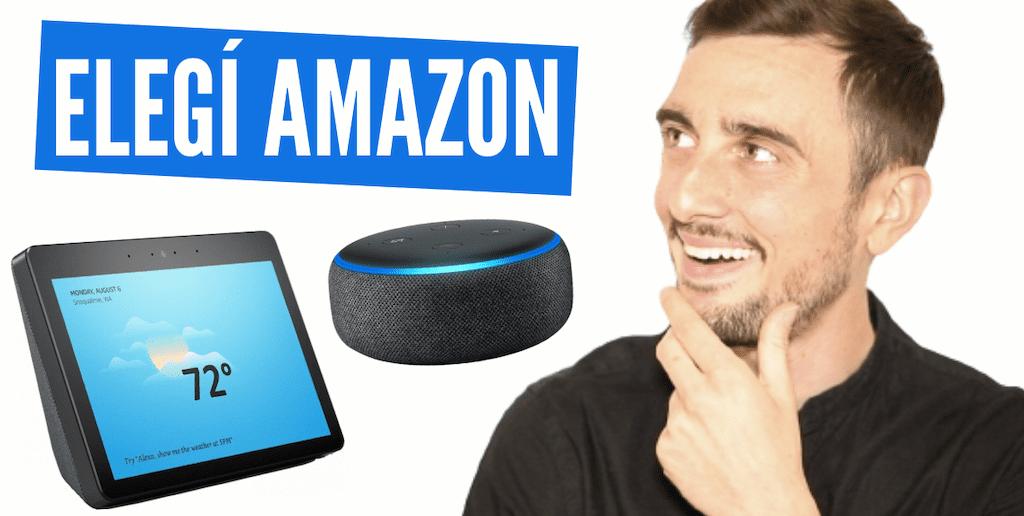 9 RAZONES para COMPRAR AMAZON ECHO con Alexa en vez de Google Home! (2021)