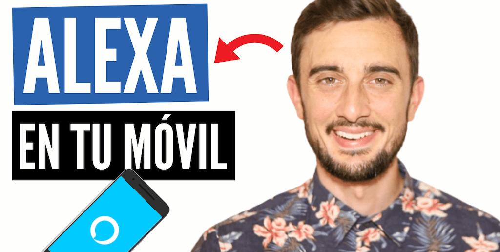 Cómo ACTIVAR ALEXA en el TELÉFONO (Manos Libres) – Compatible Android y iOS
